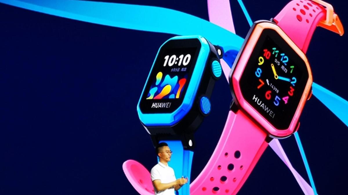 Huawei Childrens Watch 3s julkaistaan vedenpitävällä tekniikalla