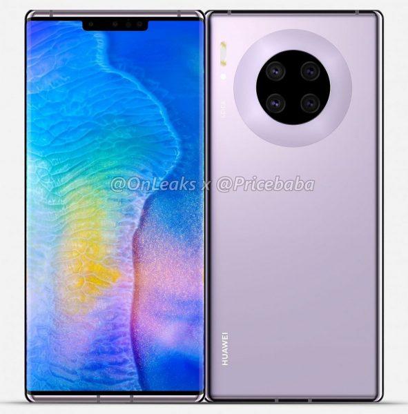 Huawei Mate 30 Pro Kemungkinan Memiliki Tujuh Kamera