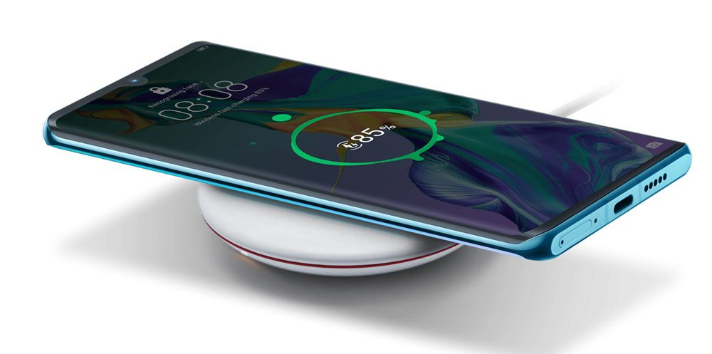 Huawei Mate 30 Pro can have 25W wireless charging 1