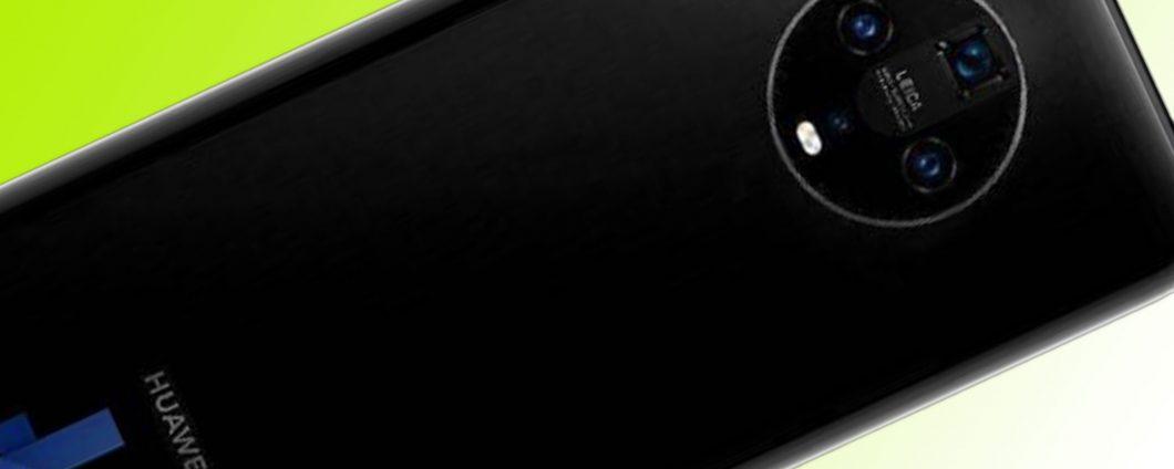 Huawei Mate 30: thiết kế xác nhận rò rỉ mới 2