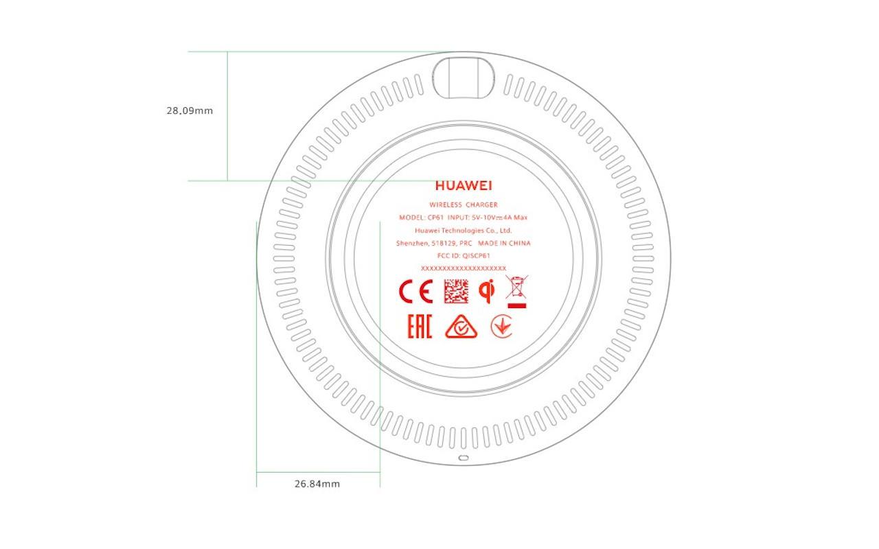 Huawei Mate 30 dapat membanggakan pengisian nirkabel yang sangat cepat