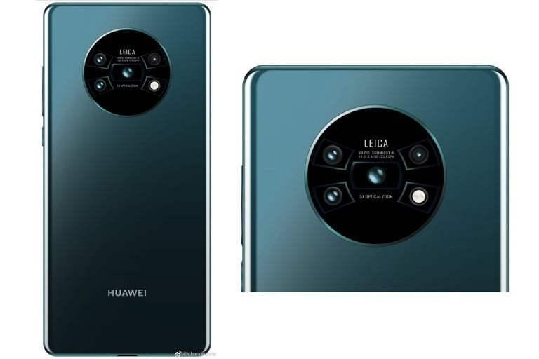 Huawei Mate 30 akan disajikan pada 19 September