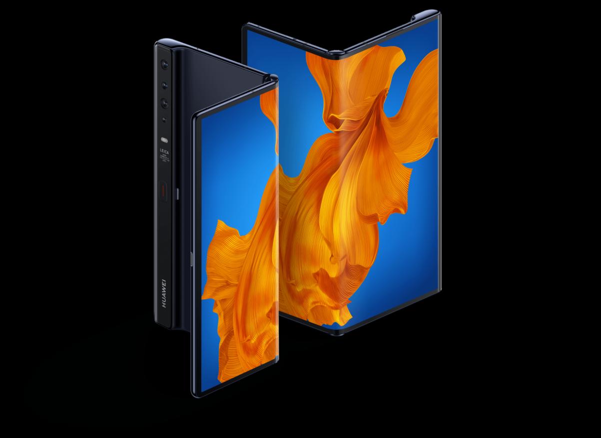 Huawei Mate XS Adalah Pengambilan Lipat Ponsel Baru