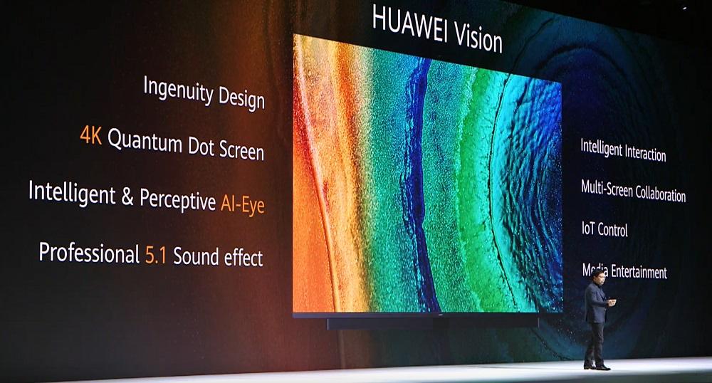 Huawei Vision TV Banyak Seperti Visi HONOR