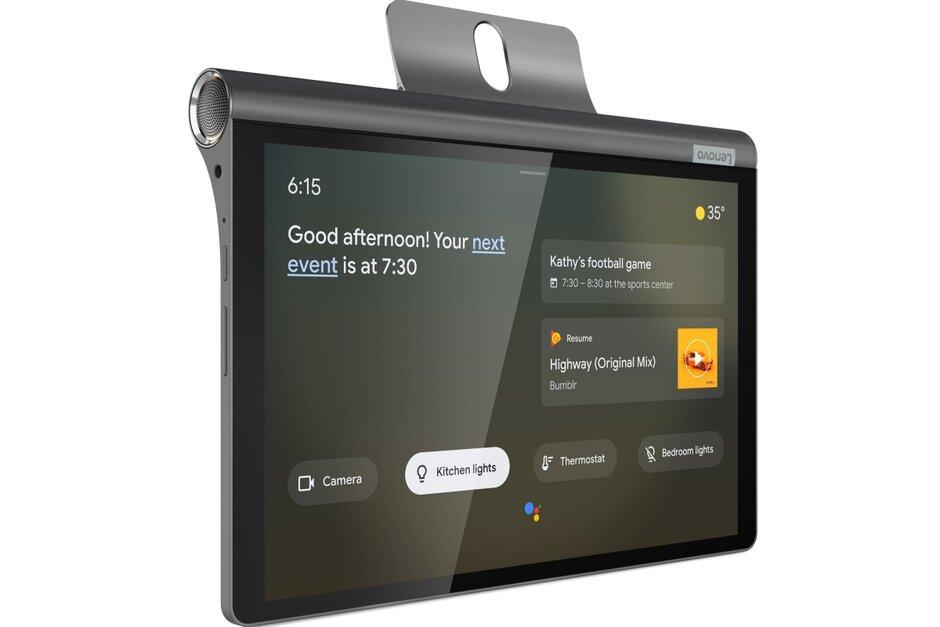IFA 2019: Lenovo Menunjukkan Smart Tab 10 dan Smart Tab M8 Tablets, Menggandakan sebagai Smart Home Hubs 1