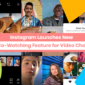 Instagram Co-monitoreo: Navegar Instagram con amigos por chat de video