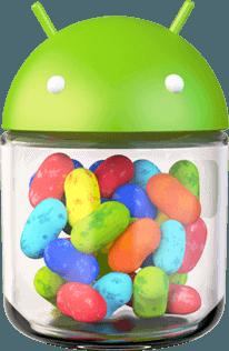 Instal Android 4.1 Animasi Jelly Bean Boot Di Telepon Android mana pun