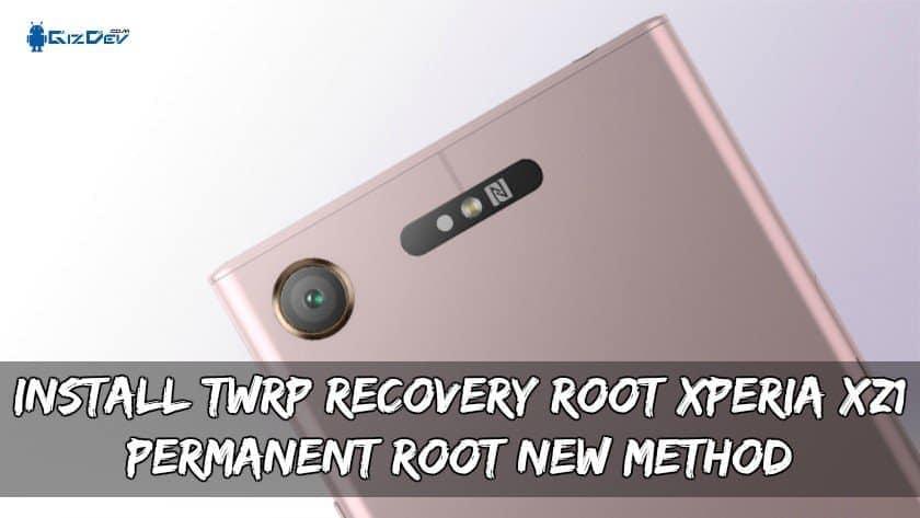 Cài đặt TWRP Recovery Root Xperia XZ1 (phương pháp root vĩnh viễn mới) 1
