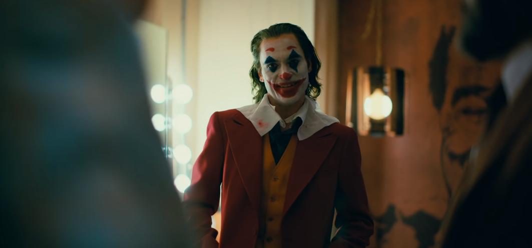 Joker Mendapat Ovation Berdiri 8 Menit di Premiere 1