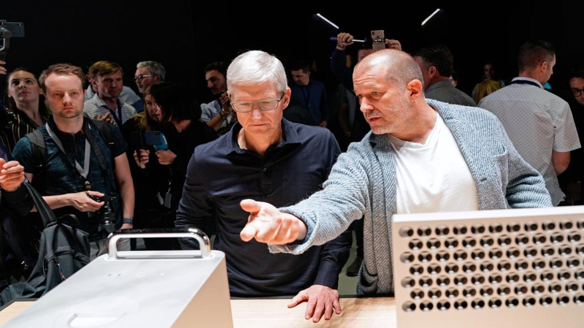 Jony aku sudah pergi Apple Setelah 30 tahun di perusahaan dan merancang produk mereka 1