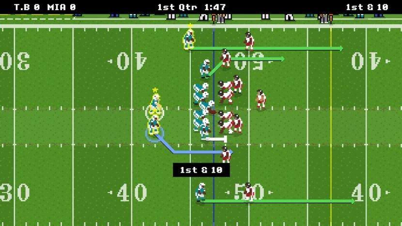 Mainkan Football Like It was in the 80's in Retro Bowl, Sekarang Tersedia di iOS, Android