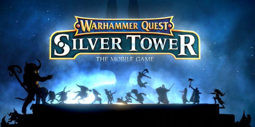 Trò chơi chiến lược Warhammer Quest: Silver Tower được công bố cho iOS, Android 3
