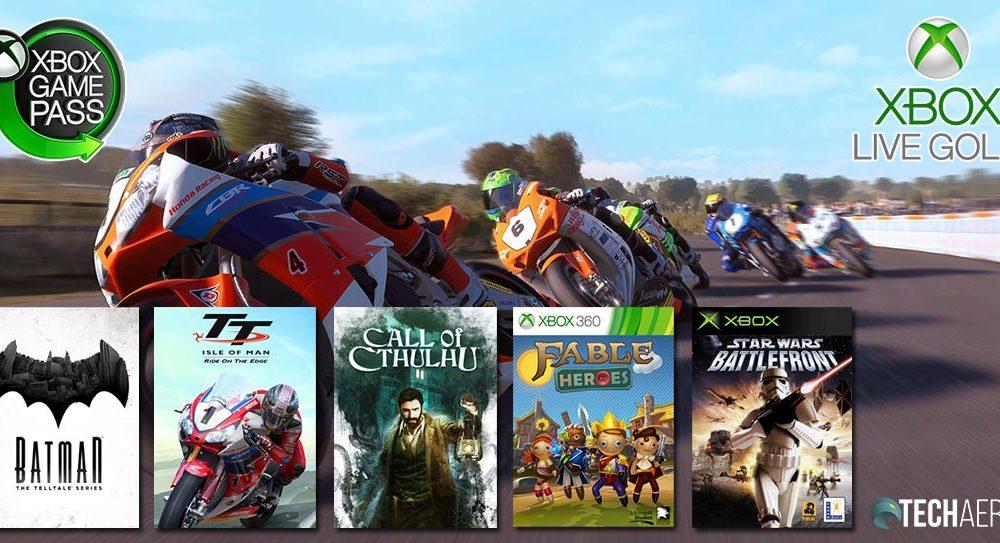 Februari 2020 Game dengan Emas: Sepeda Motor, Cthulhu, dan banyak lagi ...