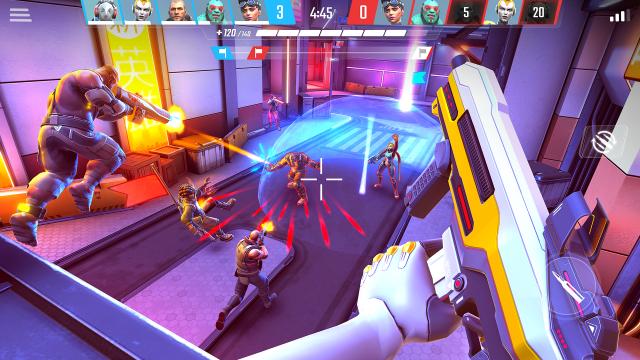 Mobile Game: Shadowgun: Game Perang dengan lebih dari 1 juta pra-registrasi