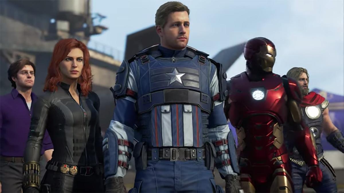 Kami bermain di Gamescom untuk demo MarvelAvengers dan kami memberi tahu Anda segalanya