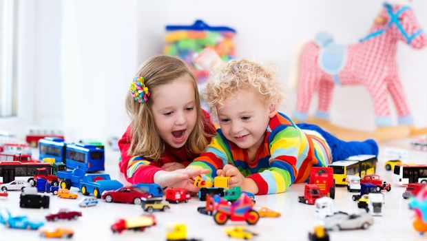 Technologické hračky verzus zastarané hračky: to je najlepšie pre vývoj ... 1