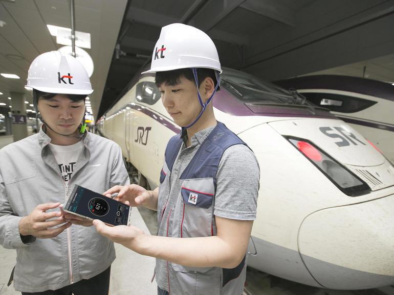 KT mở rộng sự lây lan của 5G trong tòa nhà 2