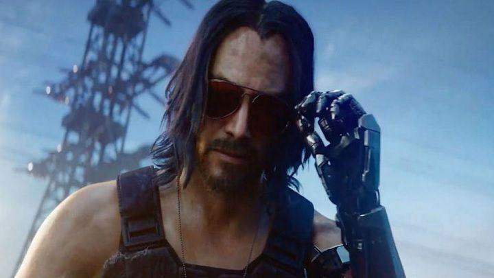 Keanu Reeves on toiseksi tärkein merkki Cyberpunk 2077 -sarjassa