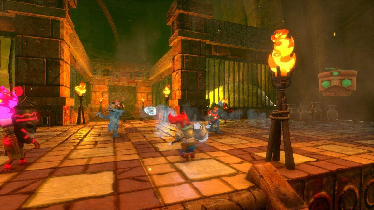 Quest Ksatria Mungkin Menjadi Game Petualangan Terinspirasi Zelda yang Anda Tunggu-tunggu