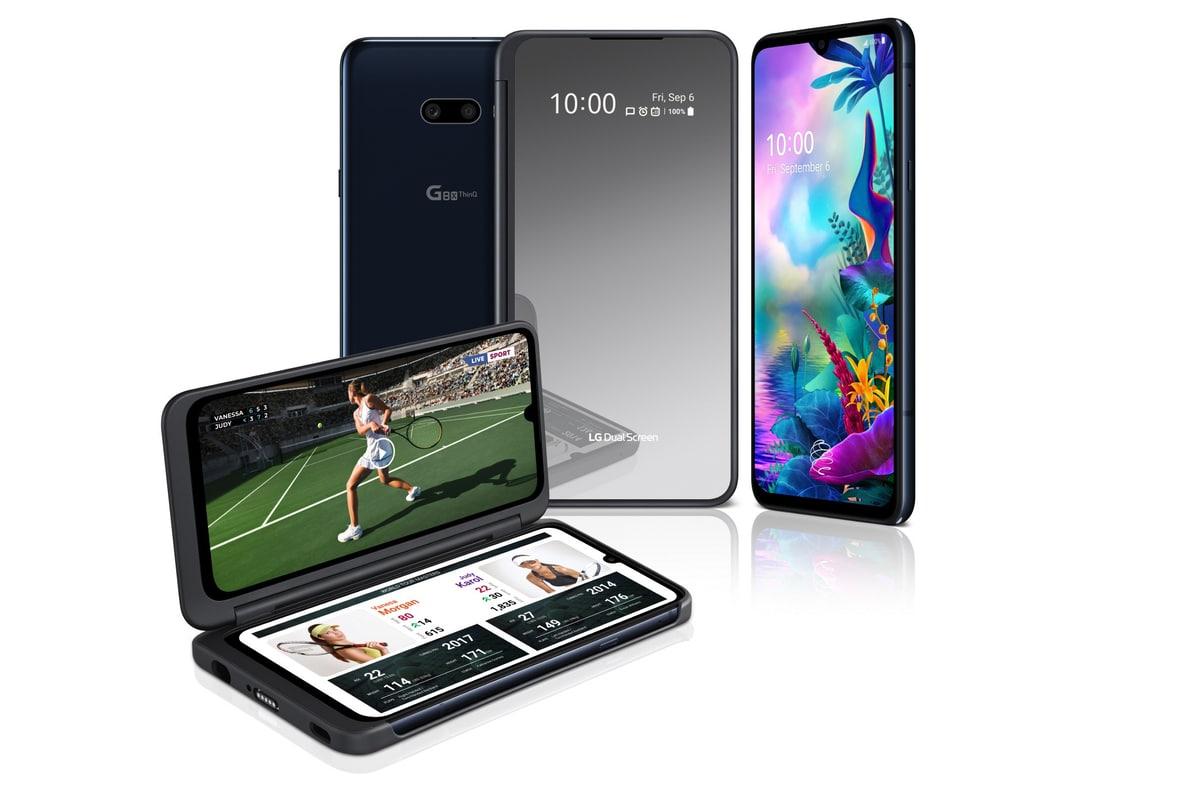 LG G8X ThinQ với Camera selfie 32 Megapixel, Ra mắt hai lần Ra mắt: Lôi cuốn 5