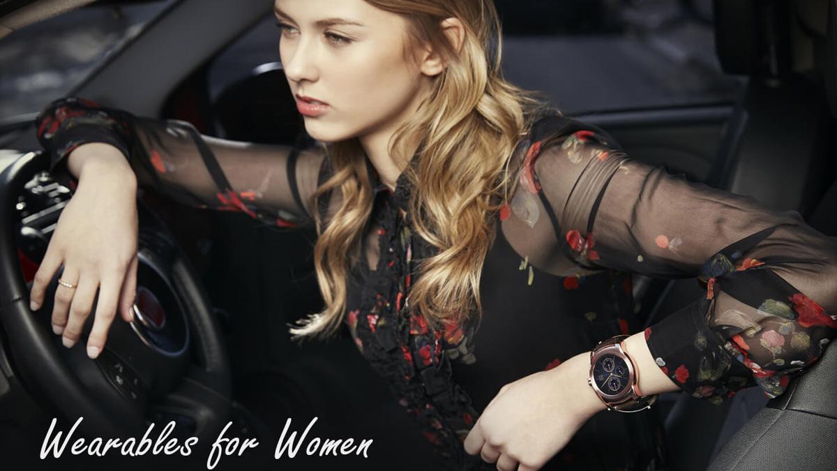 LG mengembangkan produk yang dapat dikenakan untuk wanita, termasuk jam tangan pintar wanita 1