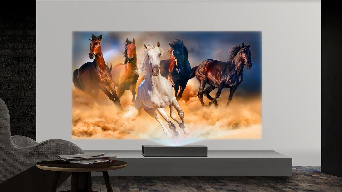 LG sẽ ra mắt máy chiếu CineBeam 4K UHF ở châu Âu tại IFA 2019 6