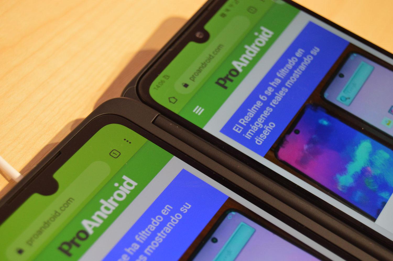 LG patenta un nuevo móvil plegable con un diseño innovador