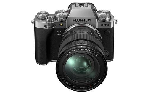 Fujifilmin uusin X-T4 on peilitön kamera, jota on pyydetty …