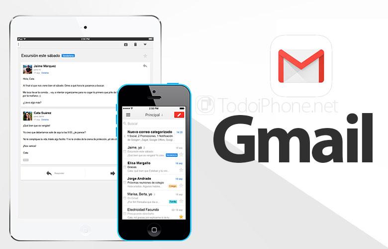 Aplikasi Gmail sekarang mendukung tindakan cepat dari notifikasi 1