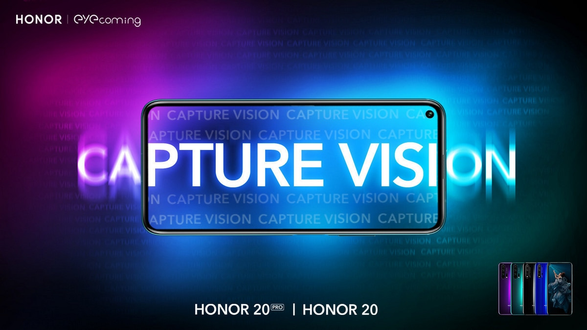 The Honor PocketVision application allows blind users to read texts with their camera ... 1