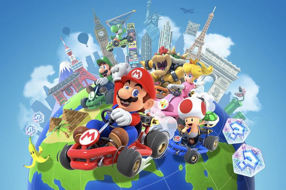 Tanggal rilis Mario Kart Tour diumumkan, September mendatang untuk iOS dan Android