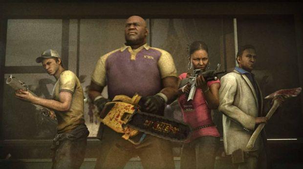 Wyciek pokazuje, że seria pozostaje 4 Umarli powrócą zaskakująco wkrótce Fortnite…