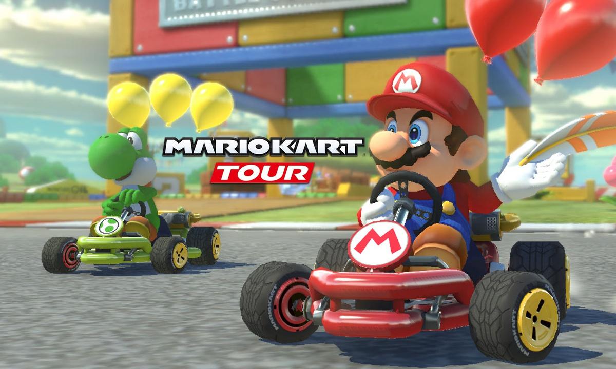 Tur Mario Kart telah mencapai 90 juta unduhan hanya dalam satu minggu 1