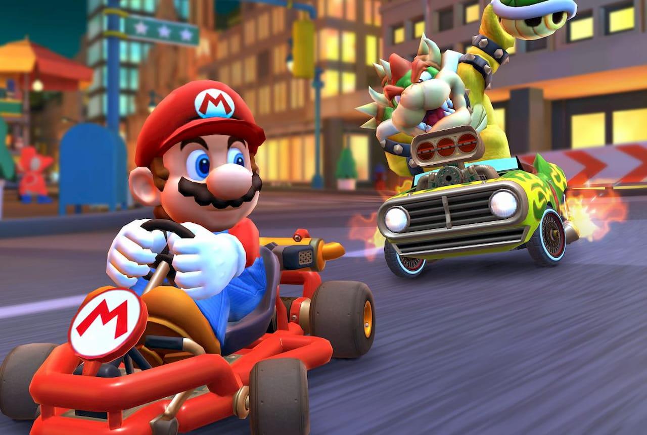 Tur Mario Kart diluncurkan bersama FortniteBerlangganan Gold Pass seperti