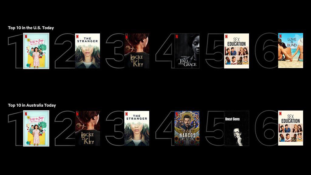 Daftar Top 10 harian baru Netflix mengungkapkan apa yang paling populer di negara Anda