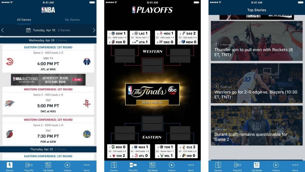 Aplikasi Terbaik yang Perlu Semua NBA Basketball Fans di Ponsel mereka