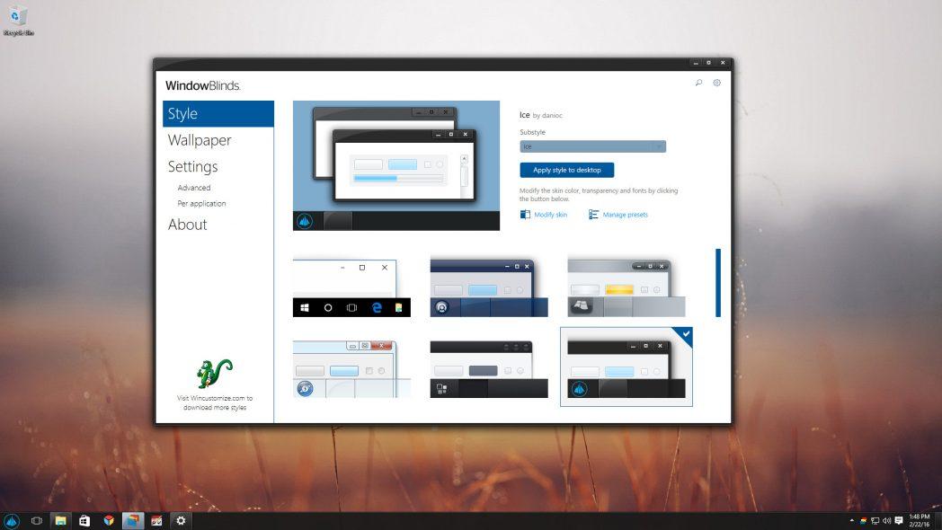 Alat terbaik untuk Windows kustomisasi; Ubah UI yang membosankan
