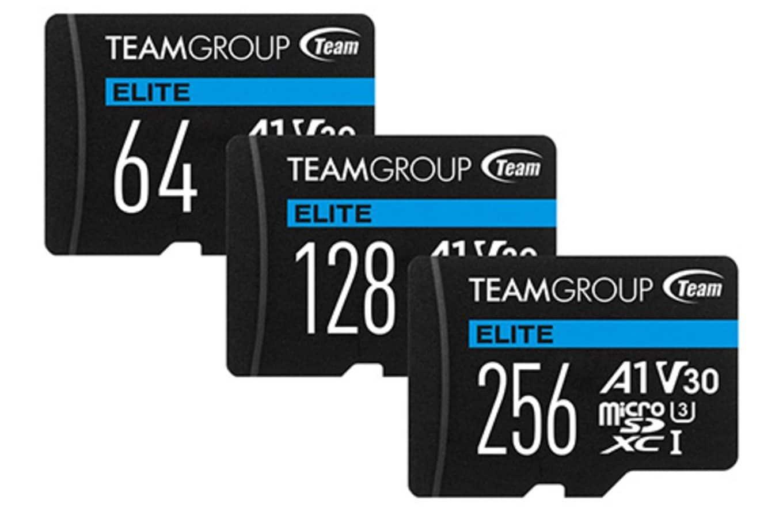 Kartu SD terbaik untuk kamar, ponsel, tablet Anda - TEAM GROUP ELITE A1 U3