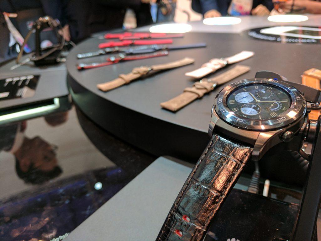 Ấn tượng đầu tiên về Huawei Watch 2 # MWC17 2