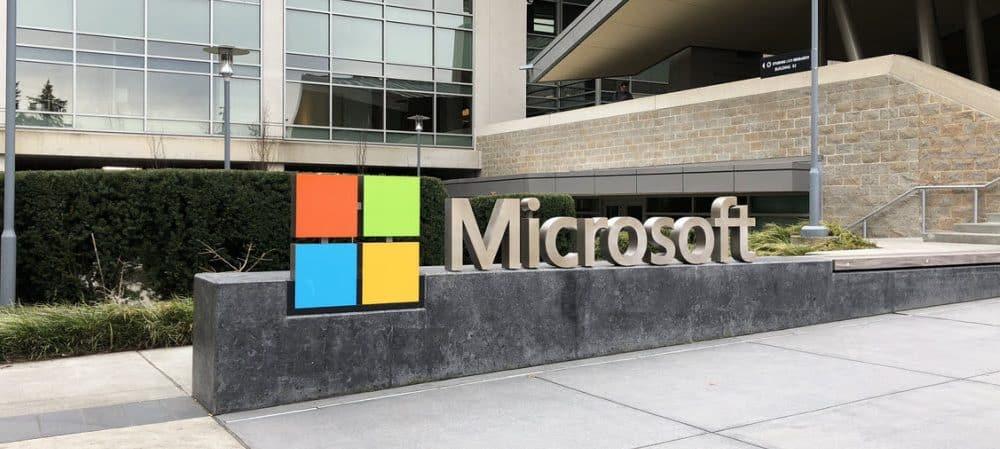 Rilis Microsoft Windows 10 20H1 Pratinjau Build 18956