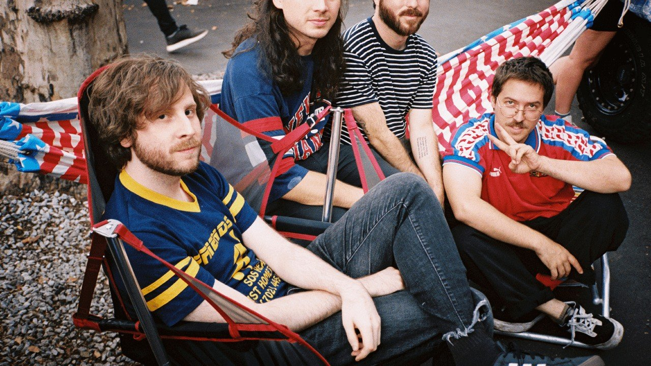 Feature film: Chiptune Band Anamanaguchi distributes information to their latest album and Dream Smash Bros .... 1