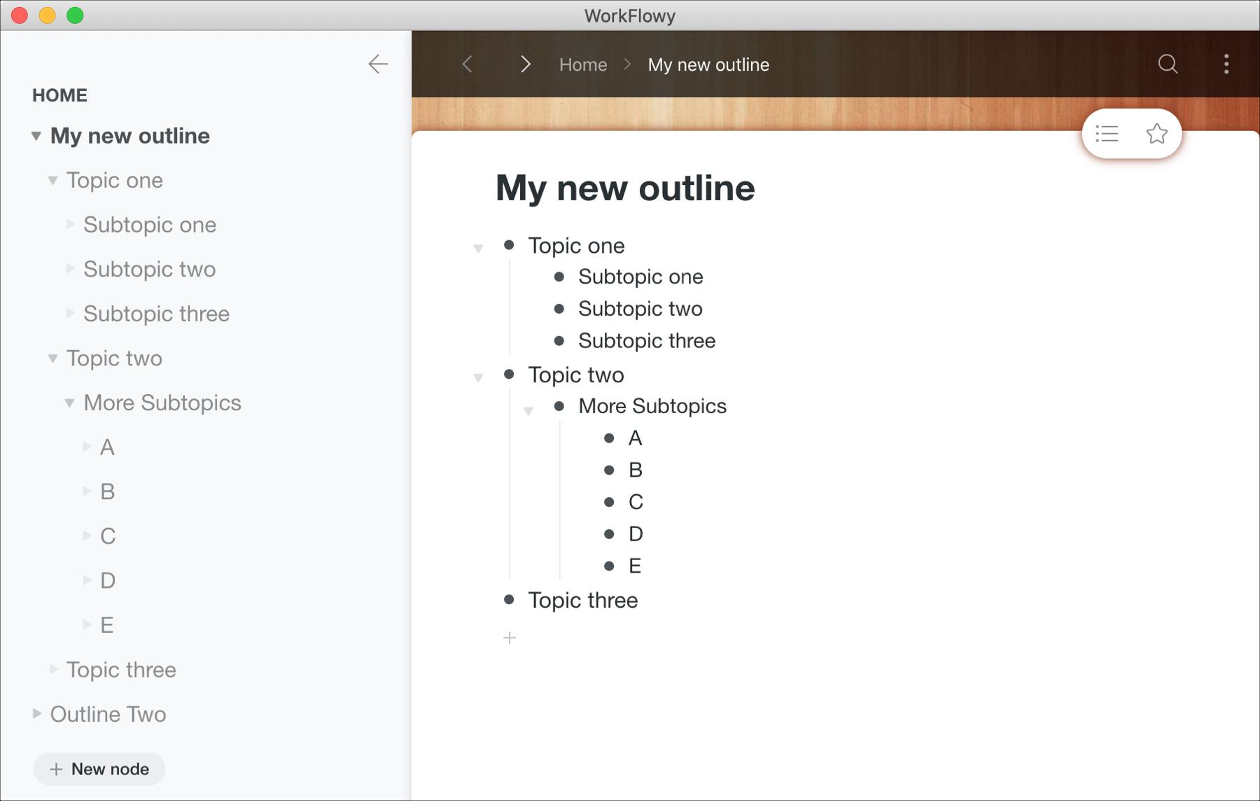 Las mejores aplicaciones gratuitas de Mac para crear esquemas