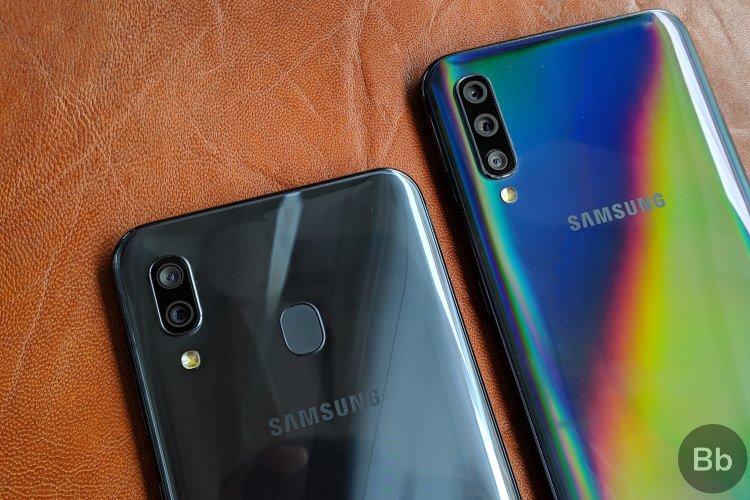 Samsungin myynti Euroopassa hyötyi Huawei-kaupan kiellosta