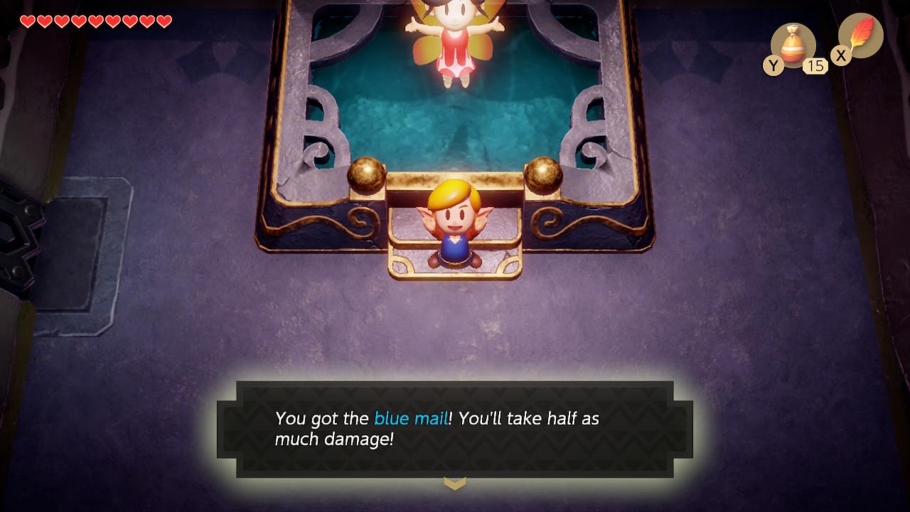 Legend of Zelda: Kebangkitan Tautan - Cara Membuka Kunci Dungeon Warna Opsional