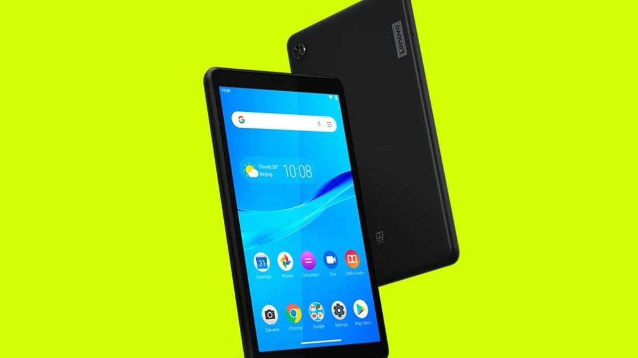 Lenovo Tab M7 dan M8, dua tablet baru yang terjangkau 1