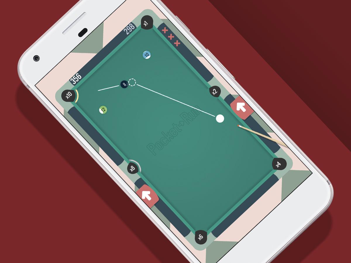 Lepaskan semuanya dan unduh: Pocket Run Pool 1