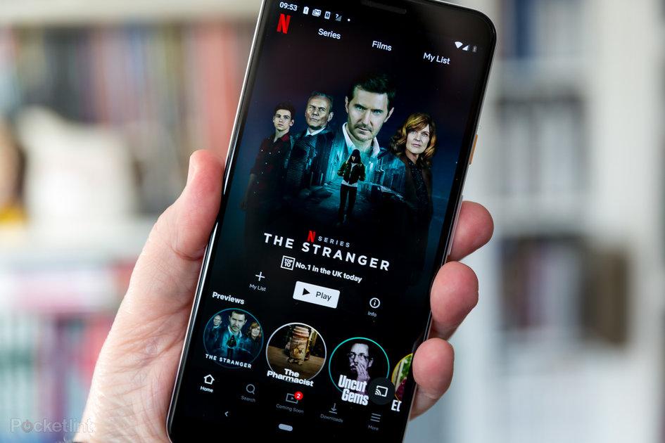 Netflix beralih video codec dapat menghemat ratusan data seluler