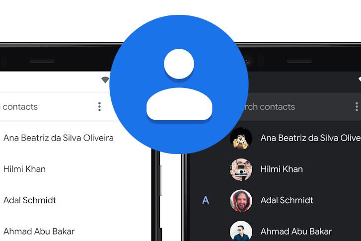 Google Kontak sekarang dapat disinkronkan dengan kontak yang tersimpan di ponsel berkat pembaruan terbarunya