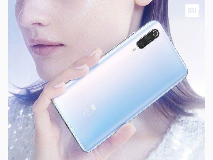 Xiaomi Mi 9 Pro 5g dream White