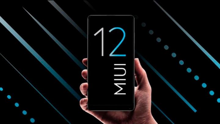 MIUI 12 Xiaomi smartphones global uppdatering